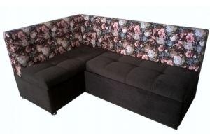 Диван кухонный угловой Альфа 100052 - Мебельная фабрика «КПМ Гарант»