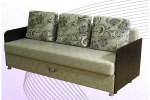Диван Лада с подлокотниками - Мебельная фабрика «Аметист-М»