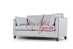 Диван Ларго с механизмом раскладушка - Мебельная фабрика «Агора Мебель»