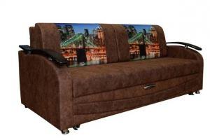 Диван Лидер-1 прямой - Мебельная фабрика «Добрый стиль»