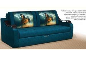 Диван Лидер 2 ТТ - Мебельная фабрика «Фаворит»