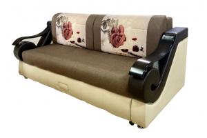 Диван Лидер-23 с декором - Мебельная фабрика «Evian мебель»