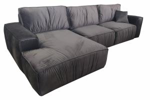 Диван Лофт с оттоманкой - Мебельная фабрика «Виконт»