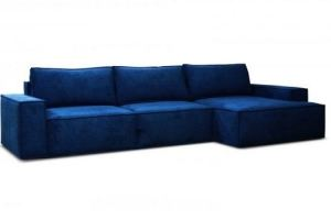 Диван Лофт с оттоманкой - Мебельная фабрика «RubyHome»