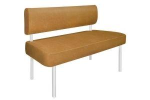 Диван скамья двухместный М117 081 - Мебельная фабрика «Техсервис»