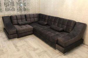 Диван угловой Мадрид - Мебельная фабрика «ГудВин»