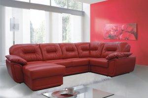 Диван Мадрид п-образный - Мебельная фабрика «MebelLain»
