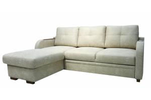 Диван Магнат с оттоманкой - Мебельная фабрика «Имтекс мебель»