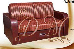 Диван малогабаритный Уют - Мебельная фабрика «ДиваноМания»