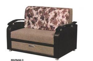 Диван Малыш-3 - Мебельная фабрика «Элна»