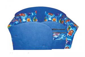 Диван Малышок 2 детский - Мебельная фабрика «Фато»