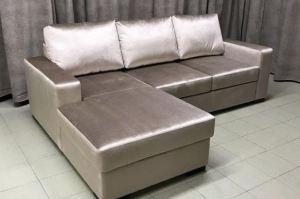 Диван Манхэттен с оттоманкой - Мебельная фабрика «Элеганзо»