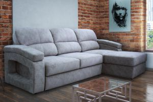 Диван Матрица 28 с оттоманкой - Мебельная фабрика «Матрица»