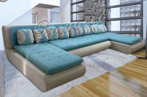 Диван Меган П-образный - Мебельная фабрика «Домосед»