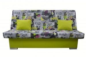 Диван прямой Микст - Мебельная фабрика «Аквилон»