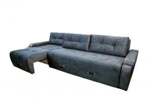 Диван с выдвижной оттоманкой Модерн - Мебельная фабрика «Пан Диван»