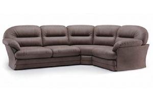 Диван мягкий угловой Неаполь 3 - Мебельная фабрика «Fenix»