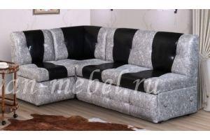 Диван мягкий угол Люкс - Мебельная фабрика «Van»