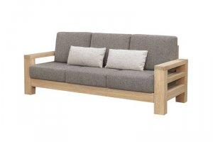 ДИВАН на деревянном основании 4055 - Импортёр мебели «Sunflower (Китай)»