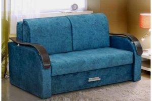 Диван небольшой Любава-7 - Мебельная фабрика «Универсал Мебель»