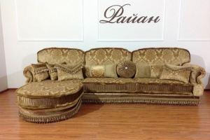 Диван Ницца с оттоманкой - Мебельная фабрика «РАЙАН»