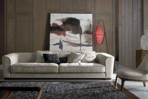 Диван низкий Бланш - Мебельная фабрика «Эволи»
