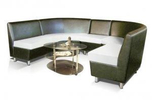 Диван офисный Уют-мини 1 - Мебельная фабрика «СТД»