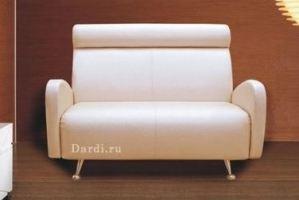 Диван офисный Версаль-2 - Мебельная фабрика «Дарди»