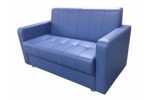 Диван офисный Визит-120 - Мебельная фабрика «Уют»