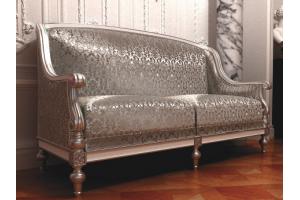 Диван округлый - Мебельная фабрика «Русский Мебельный Дом»