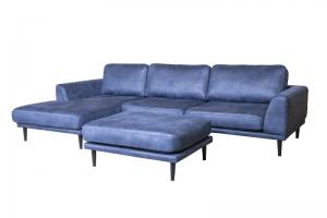 Диван Ontario в стиле лофт - Мебельная фабрика «Ангажемент»