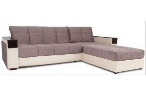 Диван Оскар 1 ДК с оттоманкой - Мебельная фабрика «Апогей»