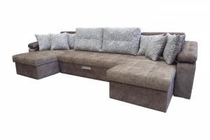 Диван П-образный Амелия - Мебельная фабрика «Ларес»