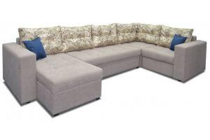 Диван п-образный Авангард 1 - Мебельная фабрика «Идея комфорта»