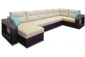 Диван п-образный Авангард 2 - Мебельная фабрика «Идея комфорта»