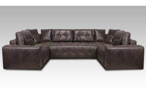 Диван п-образный Брайтон Форум - Мебельная фабрика «PERFECT»