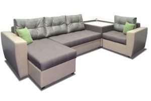 Диван п-образный Фаворит 3 - Мебельная фабрика «Идея комфорта»