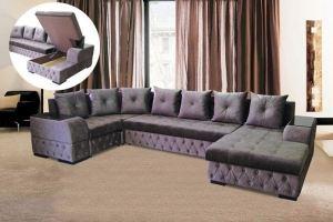 диван П-образный Грация - Мебельная фабрика «Estetica»