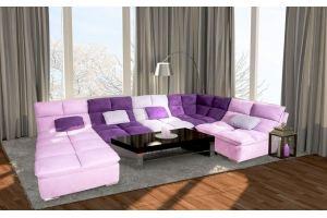 Диван П-образный Комфорт 35 - Мебельная фабрика «Котка»