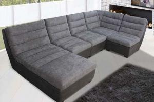 Диван П-образный лежак Комфорт - Мебельная фабрика «Darna-a»