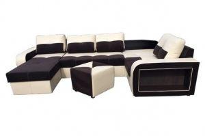 Диван п-образный Лира 7 - Мебельная фабрика «Кармен»