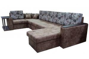 Диван п-образный Лондон 18 XL - Мебельная фабрика «Диванов18»