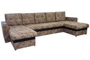 Диван п-образный Лондон 2П - Мебельная фабрика «Диванов18»