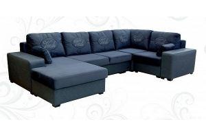 Диван п-образный малый Плаза - Мебельная фабрика «Верди»