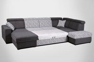 диван П-образный модульный Карат - Мебельная фабрика «Треви»