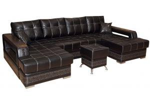 Диван П-образный Неаполь - Мебельная фабрика «FAVORIT COMPANY»