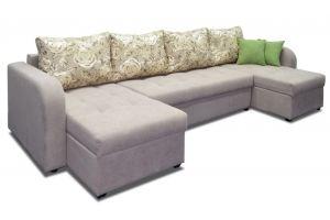 Диван п-образный Премьер 1 - Мебельная фабрика «Идея комфорта»