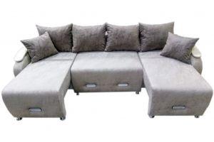 Диван П-образный трансформер - Мебельная фабрика «Самур»