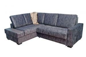 Диван Палермо 9 П угловой с банкеткой - Мебельная фабрика «Анюта»