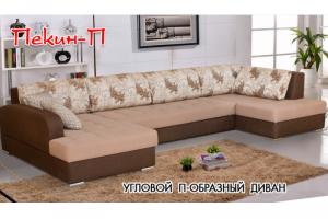 Диван Пекин-П угловой - Мебельная фабрика «Уютный Дом»